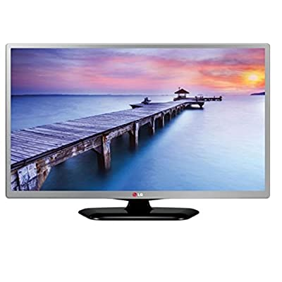 LG 22LB470A 55 cm (22 inches) HD Ready LED TV (Silver)