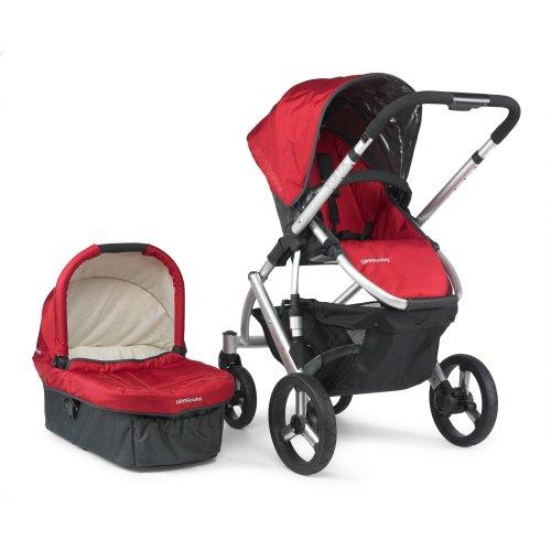 @Low Price On UPPAbaby Vista Stroller, Red Denny - Big ...