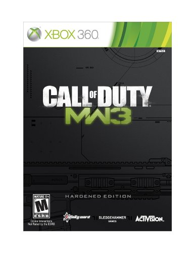 Call of Duty: Modern Warfare 3 Hardened Edition call of duty modern warfare 3 hardened edition
