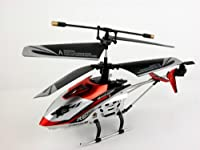 "JXD 4 Ch Indoor Infrared RC Gyroscope Helicopter ""Drift King"" - Colors May Vary by JXD"