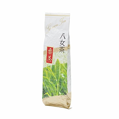 Tokyo Matcha Selection Tea - Kurihara Tea : [Super Value] Standard Bancha Green Tea 1Kg/2.21Lbs (100G*10Bags) From Yame Fukuoka [Standard Ship By Sal: No Tracking Number]