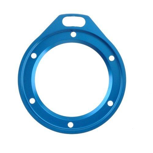 Bluefinger Aluminum Lanyard Ring Mount For Gopro Hero 2(Color Blue)