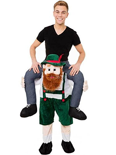 Leprechan Piggy Back Costume