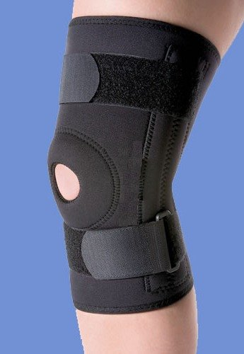 Neoprene Stabilising Knee Injury Brace/Support- X-Large