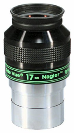 TeleVue Nagler 17 0mm Type 4 Eyepiece EN4-17 0B0001GJCZC