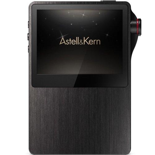 iriver Astell&Kern 192kHz/24bit対応Hi-Fiプレーヤー AK120 64GB ソリッドブラック (192kHz24bit対応デュアルDAC) AK120-64GB-BLK