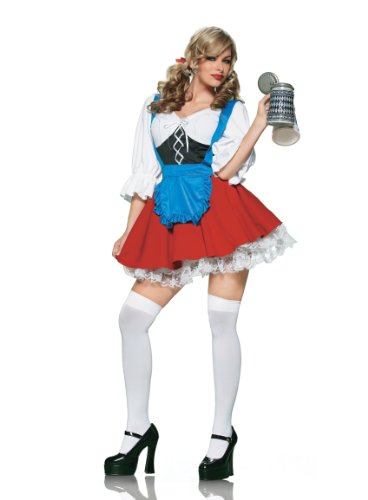 Import Beer Girl - Large - Dress Size 12-14