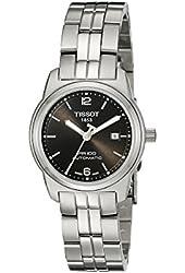Tissot Women's T0493071105700 PR 100 Analog Display Swiss Automatic Silver Watch