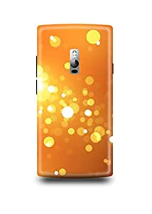 Golden Lights Oneplus Two Case