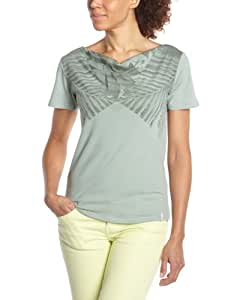 O'Neill Flow T-Shirt manches courtes femme Dry Herb FR : 38 (Taille Fabricant : M)