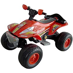 Best Quality Lil' Rider X-750 Exceed Speed Battery Operated ATV