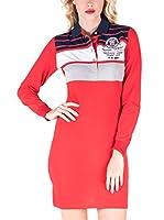 Giorgio di Mare Vestido Rojo M