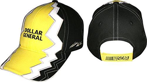 nascar-adult-driver-sponsor-adjustable-electric-hat-cap-matt-kenseth-20-dollar-general