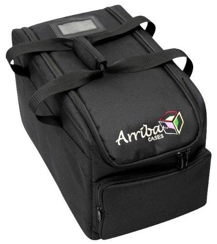 """Arriba Ac412 Large Led Par & Fixture Case 12.5"""" X 22.5"""" X 12.5"""""""