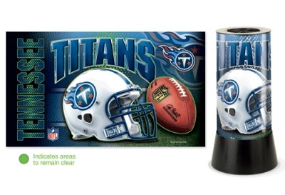 NFL Tennessee Titans Rotating Lamp at Amazon.com