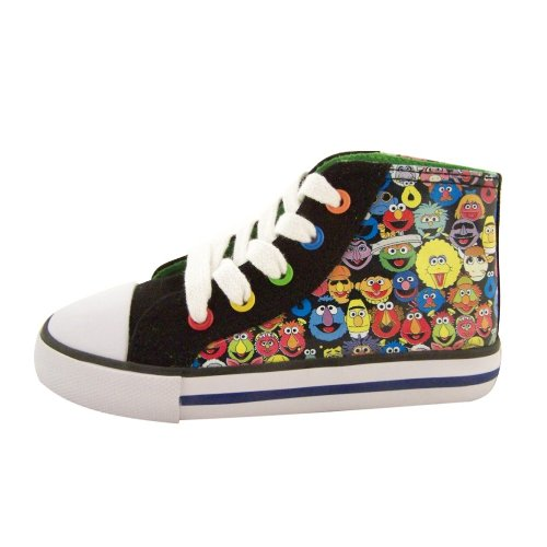 Very Cheap Shoes Discount Sesame Street Toddler Tops