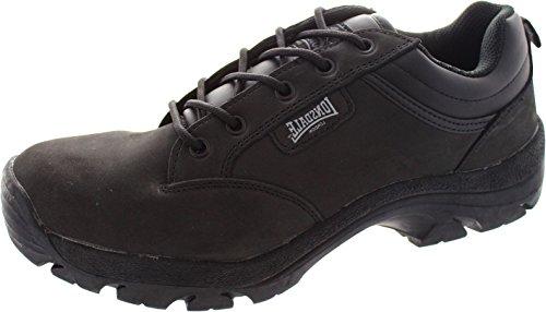 Da uomo Lonsdale Ormside basso per escursionismo/camminata Stivali, nero (Black/Grey), 45