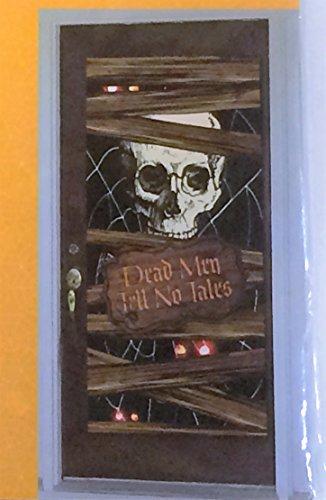 spooky-village-door-decoration-dead-men-tell-no-tales-skull-335-x-65