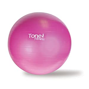 Tone Fitness Stability Ball, 55cm