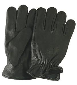 Red Wing 95254 - Black Buckskin Leather Gloves