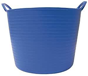 Tubtrugs SP42BL 10.5-Gallon Storage Bucket, Blue