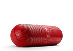 Beats by Dr. Dre Pill - Red