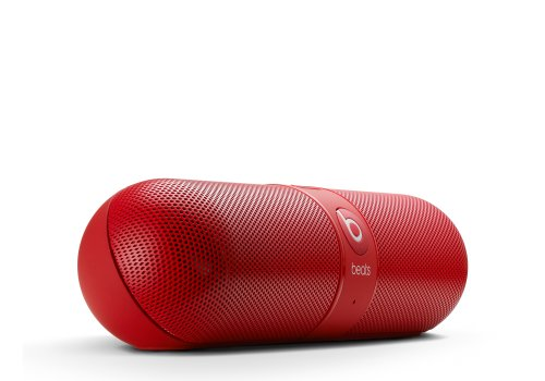 Beats by Dr. Dre Pill Wireless Bluetooth (Red)