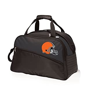NFL Cleveland Browns Tundra Insulated Cooler Duffel Bag by Picnic Time
