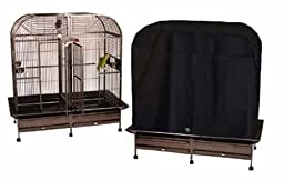 Cage Cover Model 6432MD for large side-by-side cages Cozzy Covers parrot bird toy toys