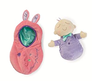 Manhattan Toy Snuggle Pod, Hunny Bunny