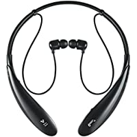 LG Tone Ultra HBS-800 Bluetooth Stereo Headset: Black