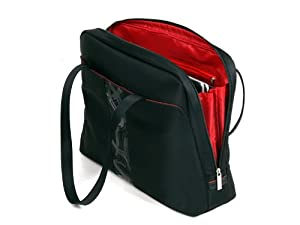 Women Laptop Bag - Trendy And Fashionable Ladies Laptop Messenger Bag For 156 Inches Laptop - Perfect For All Ages