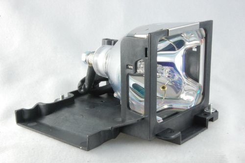 Replacement Lamp Module for Mitsubishi SL1U SL2U XL1U Projectors (Includes Lamp and Shield)