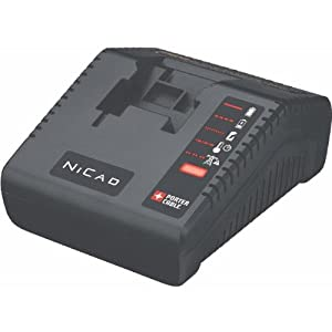 Porter Cable PCMVC NiCd MultiVoltage Slide Pack Battery Charger