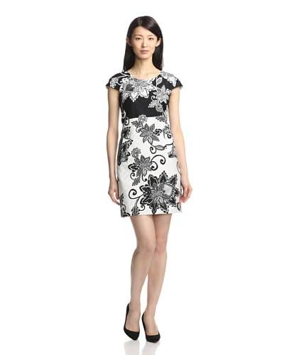 Taylor Women's Floral Print Dress