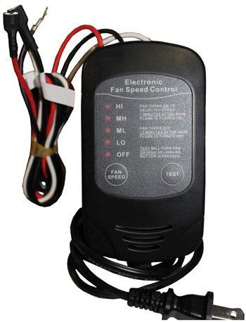 Skytech 8811011 Fk-Esc Fireplace Blower, Universal Speed Control