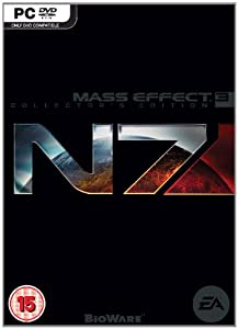 Mass Effect 3: N7 Collector's Edition (PC DVD)