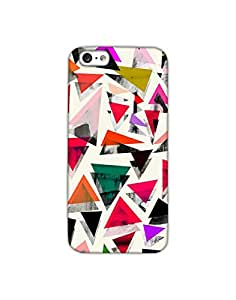 Dukancart Multicolor Patterns and Ethnic Backcover Apple iPhone 6 DDI60253