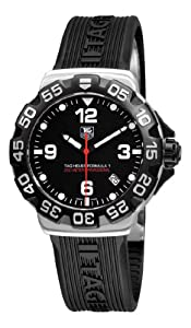 Tag Heuer Formula 1 Rubber Mens Watch WAH1110.FT6024