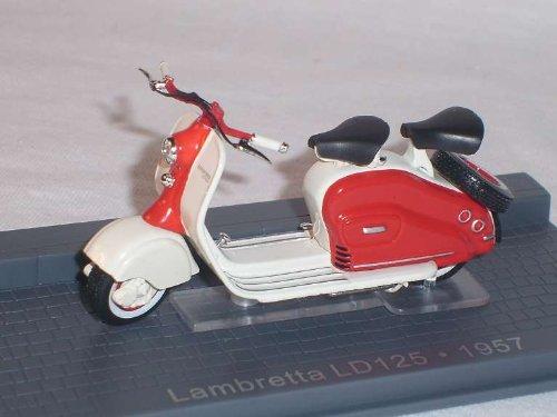 lambretta Ld125 Ld 125 1957 1/24 Altaya By ixo Modellmotorrad Modell Motorrad SondeRangebot