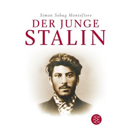 Montefiore Der junge Stalin Buch Cover