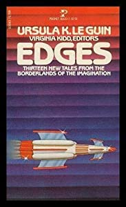 Edges by Damien Broderick, Carol Emshwiller, Scott Sanders and Avram Davidson