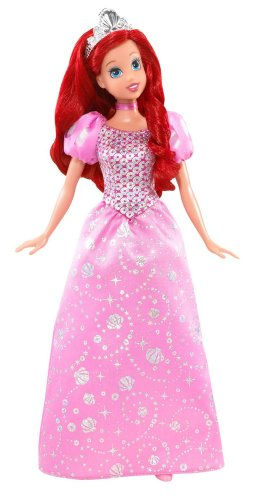 disney princesses ariel. Disney Sparkling Princess