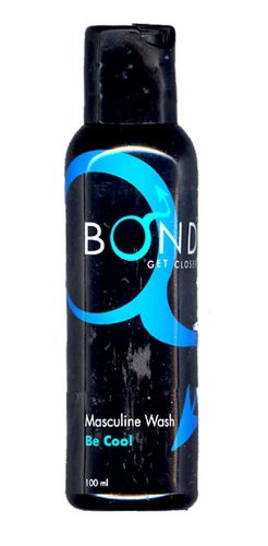 BOND - Daily Masculine Male intimate Wash - BE COOL
