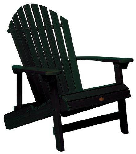 folding and reclining adirondack chair king size charleston green