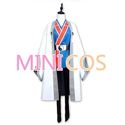 【男性Sサイズ】コスプレ衣装 霊剣山 星屑たちの宴 王陸(おうりく) 風 【MINICOS】