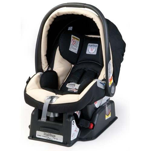 Primo Viaggio SIP 30 / 30 Infant Car Seat in Paloma / Cream