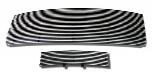 Fits 2009 2012 Ford F150 Billet Grille Grill Insert Upper Lower