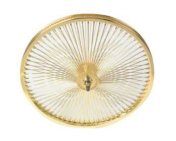 Bike | Bicycle 20″ 144 Spoke Coaster Wheel 80g Gold