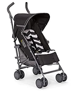 Mamas and Papas Tour BLACK Buggy Single Stroller